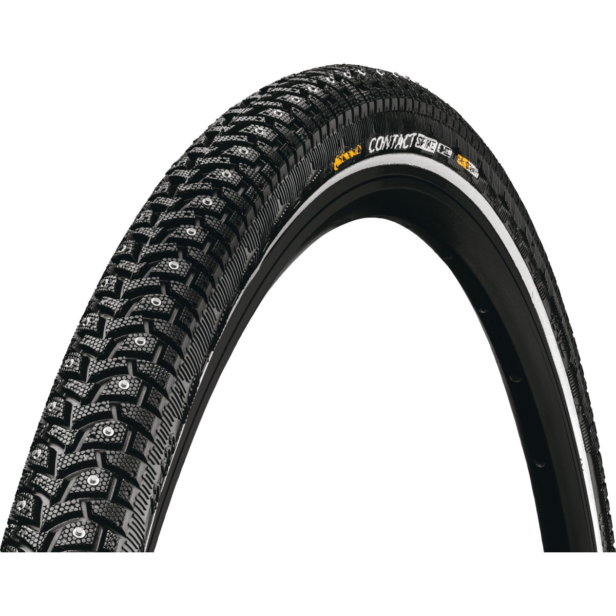 Continental Continental Contact Spike 240 Wire Bead Tyre   Tyres
