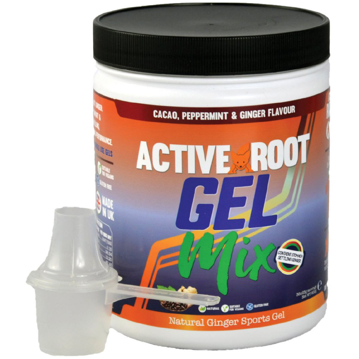 Active Root Gelmix Powder (900g) - 900g Tub Cacao  Peppermint An