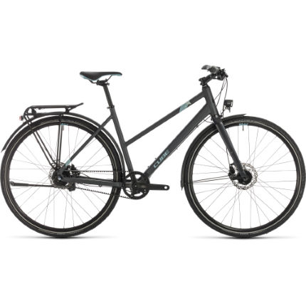 Cube Travel EXC Trapeze Touring Bike (2020)