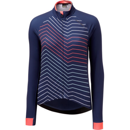 Altura Womens Icon Long Sleeve Jersey (Mountain)