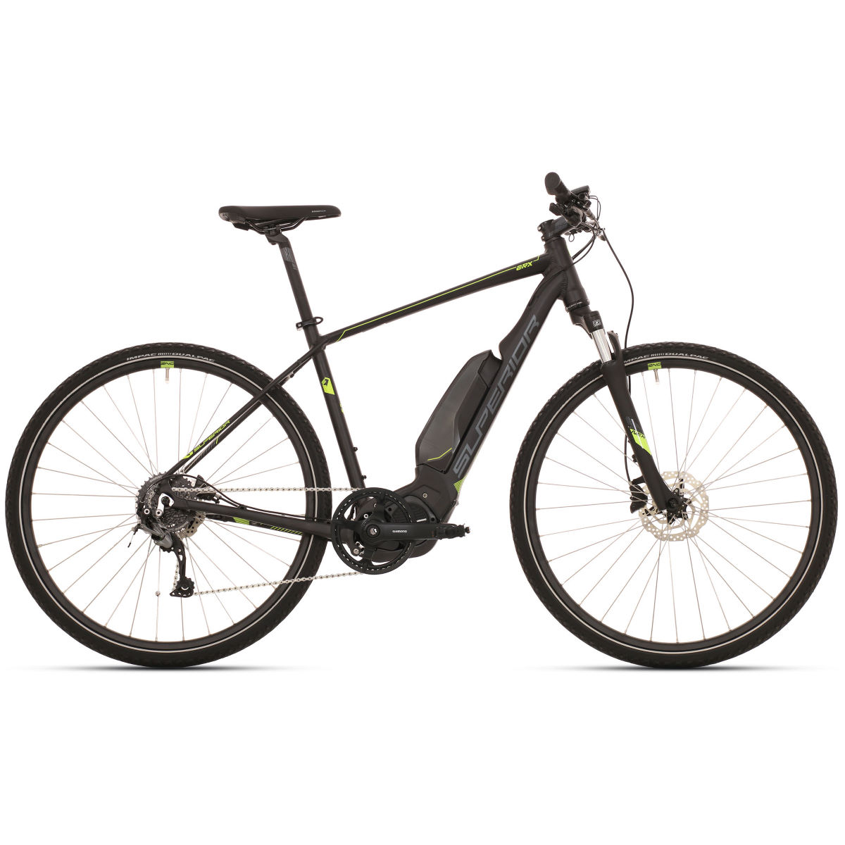 Superior Superior eRX 650 Urban E-Bike (2020)   Electric Urban Bikes