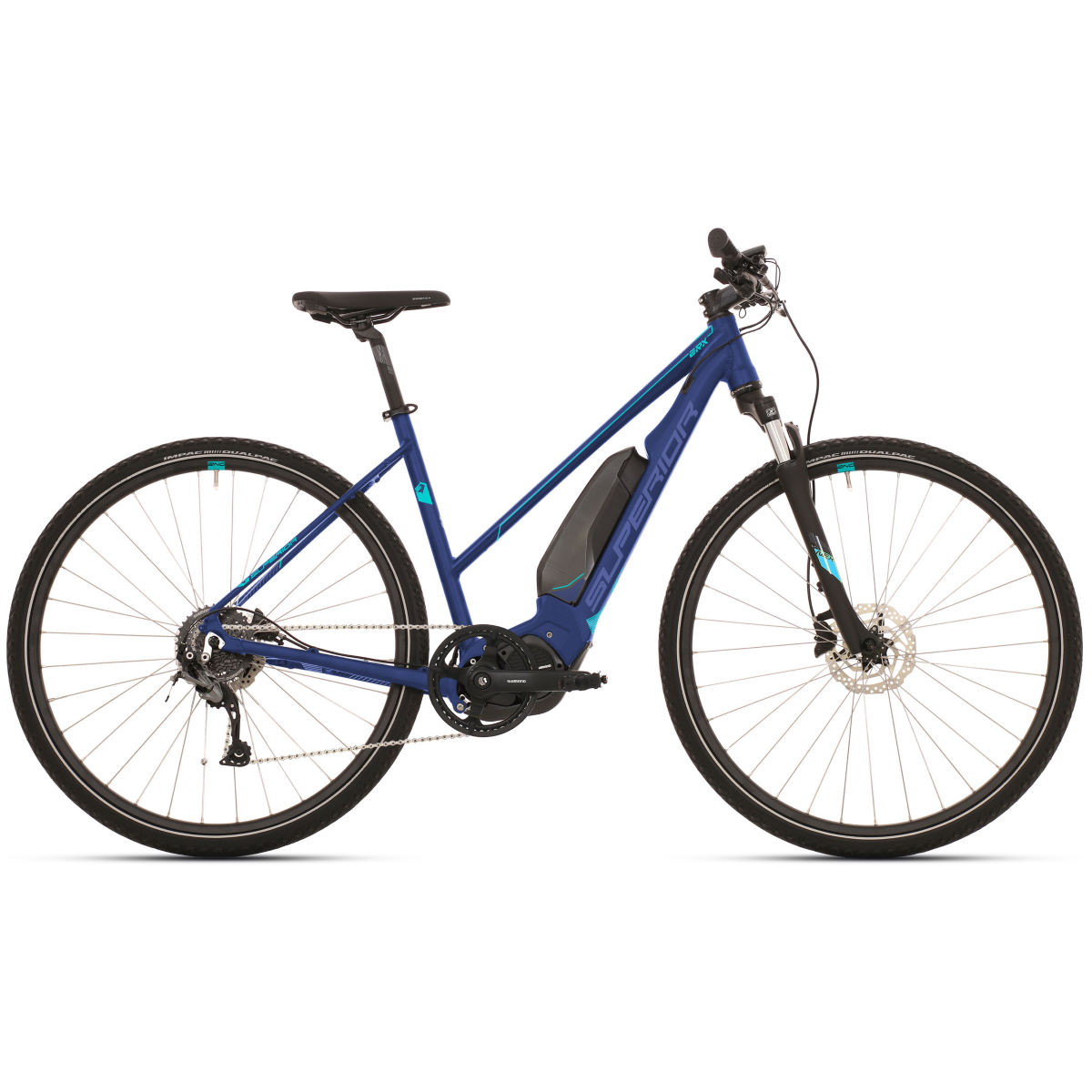 Superior Superior eRX 650 Lady Urban E-Bike (2020)   Electric Urban Bikes