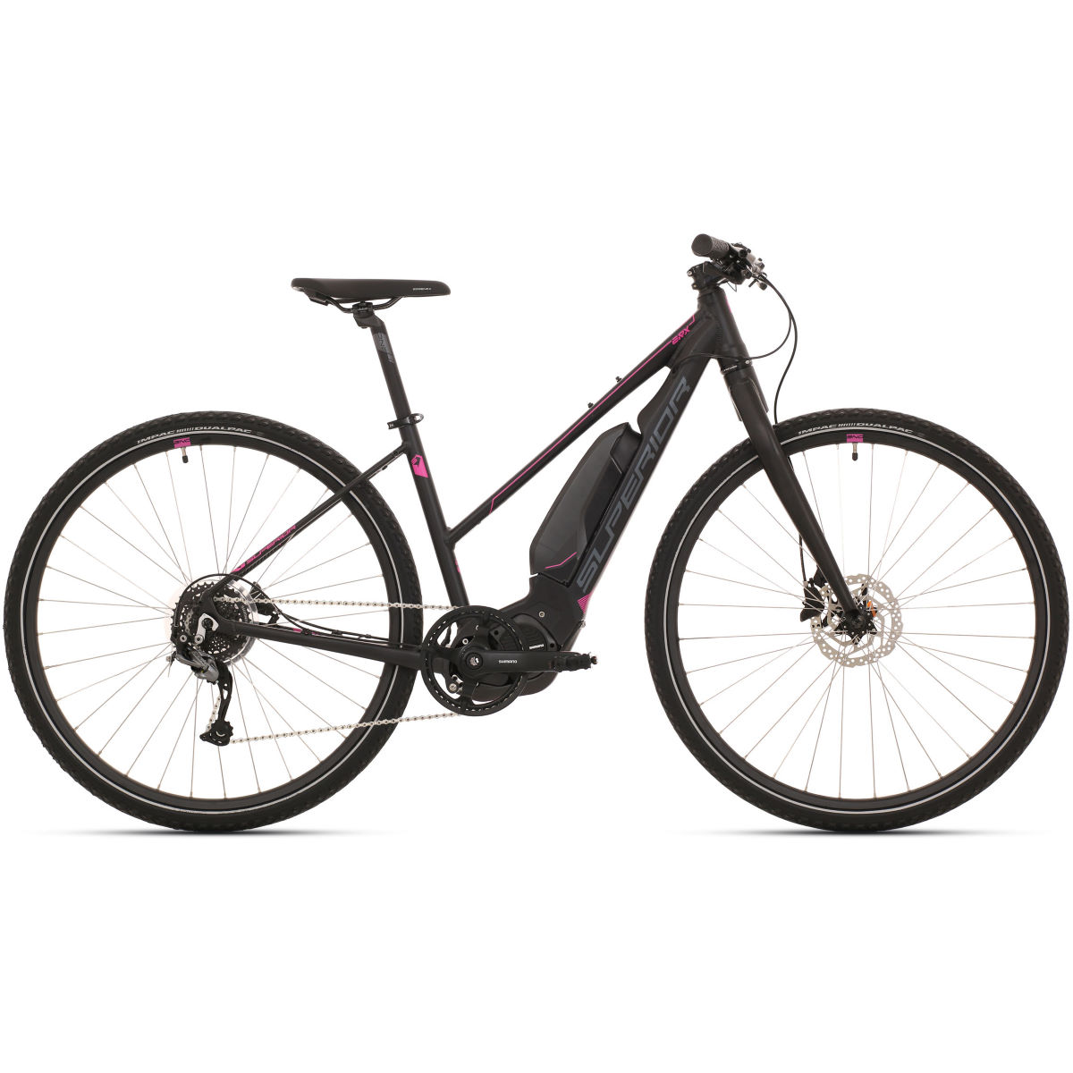 Superior Superior eRX 630 Lady Urban E-Bike (2020)   Electric Urban Bikes