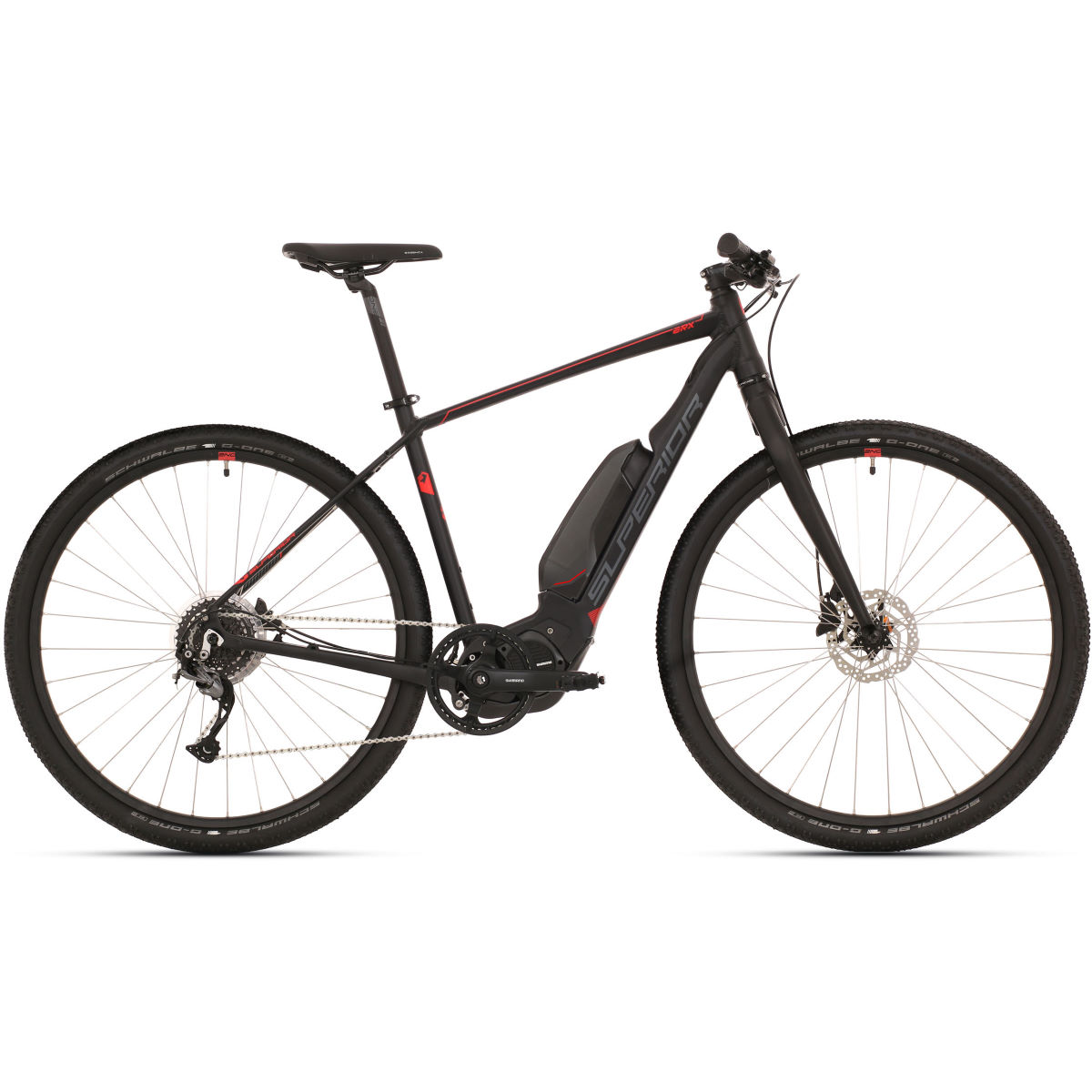 Superior Superior eRX 630 Urban E-Bike (2020)   Electric Urban Bikes