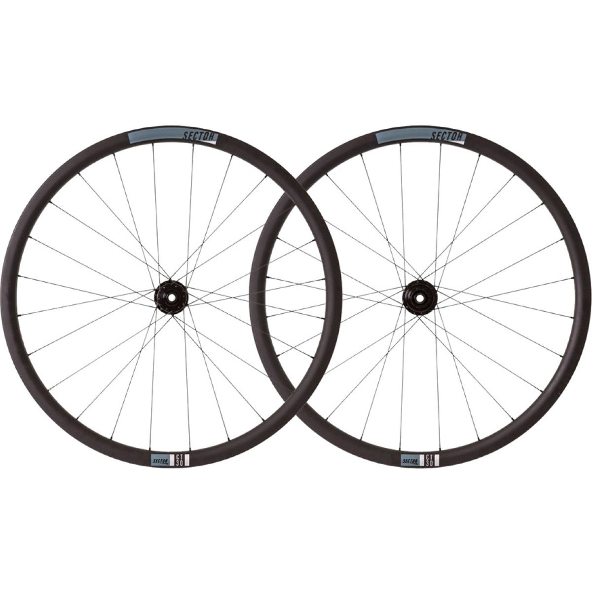 Sector Sector CT30 Carbon CX Wheelset   Wheel Sets