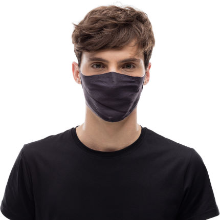 Buff Face Mask (Vivid Grey)