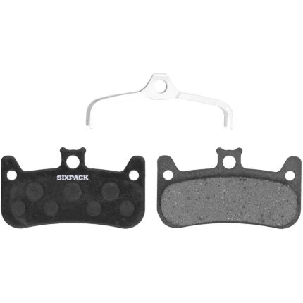 Sixpack Racing Formula Cura Semi-Metallic Brake Pads