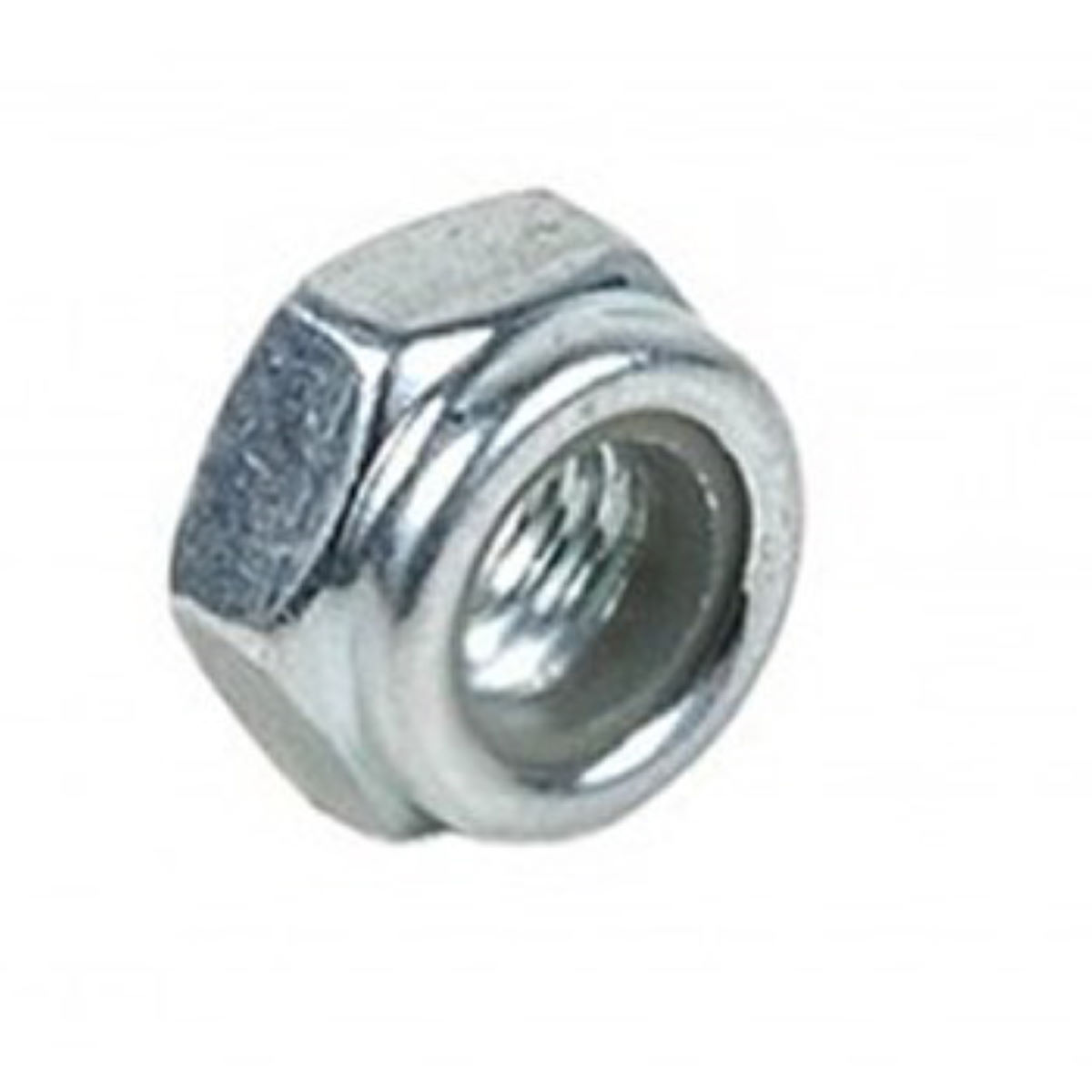 Sixpack Racing Vertic/icon Axle Nut - 5mm Right Silver  Pedal Spares