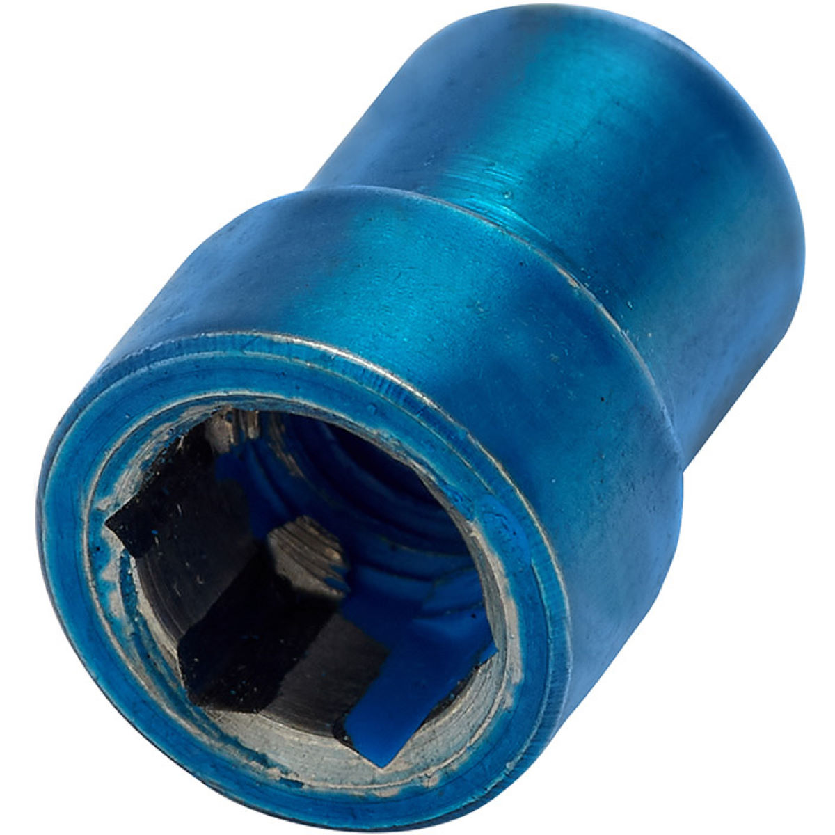 Sixpack Racing Millenium 2.0 Axle Nut - Right Blue  Pedal Spares