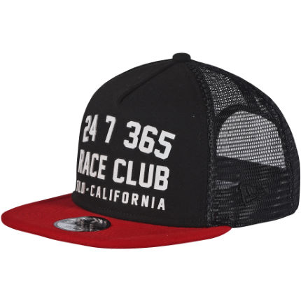 Troy Lee Designs Youth Race Club Snapback Hat