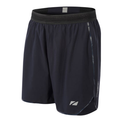 Zone3 Lightweight Phantom Run Shorts - 7 inch