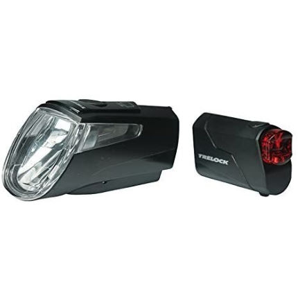Trelock LS 460 I-GO Power Front and Rear Light