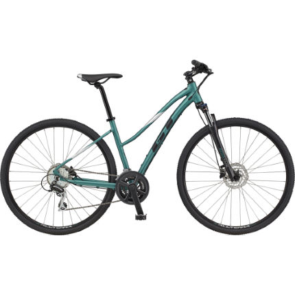 GT Transeo Elite Step Thru Urban Bike (2021)