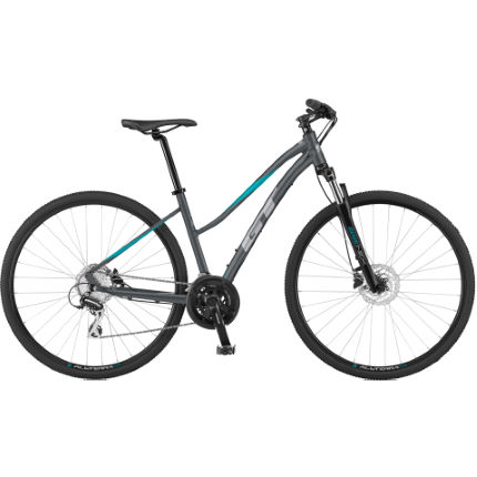 GT Transeo Comp Step Thru Urban Bike (2021)