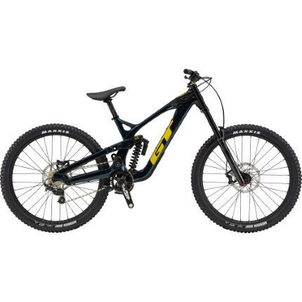 GT Fury Expert Suspension Bike (2020)