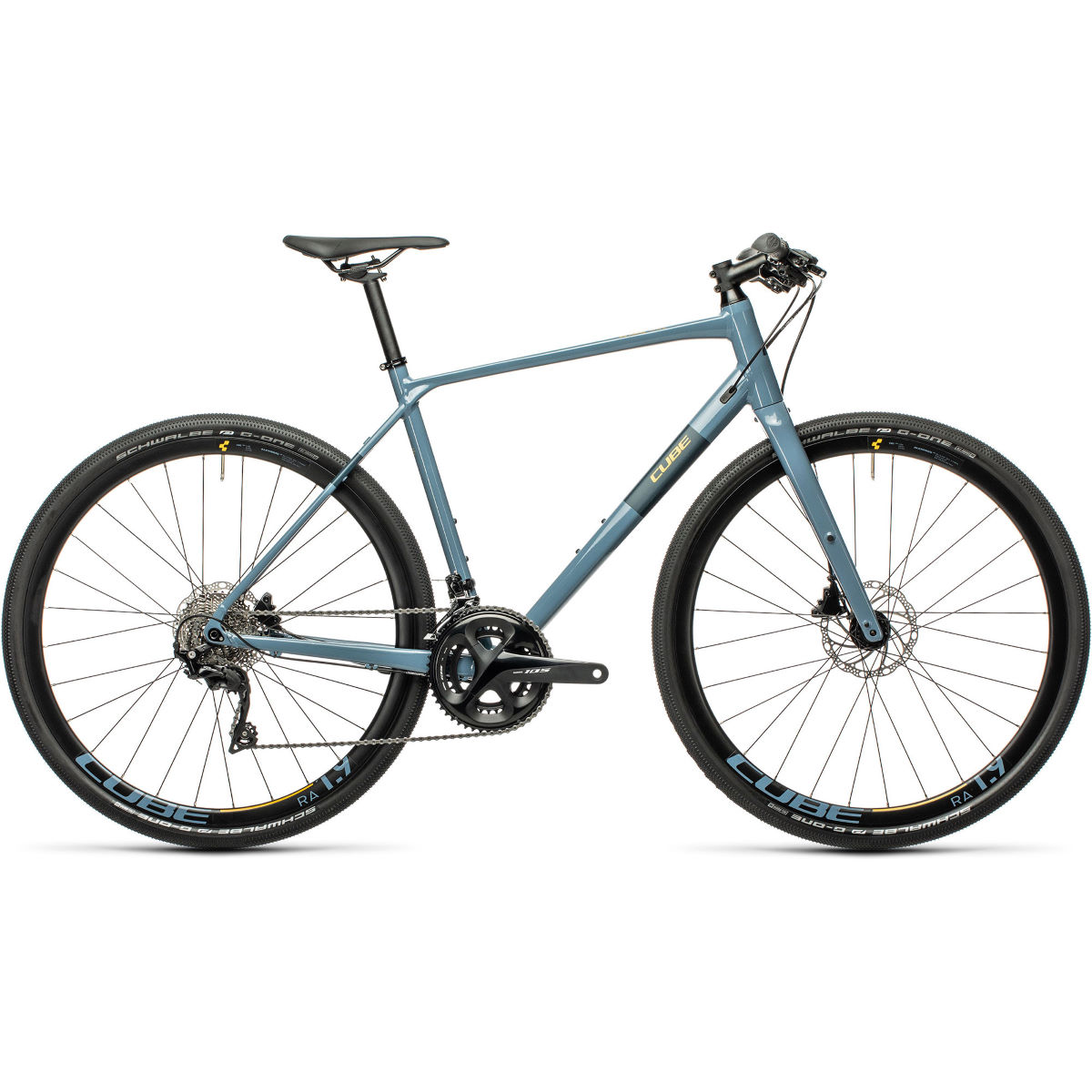 Cube Cube SL Road Race Bike (2021)   Hybrid Bikes