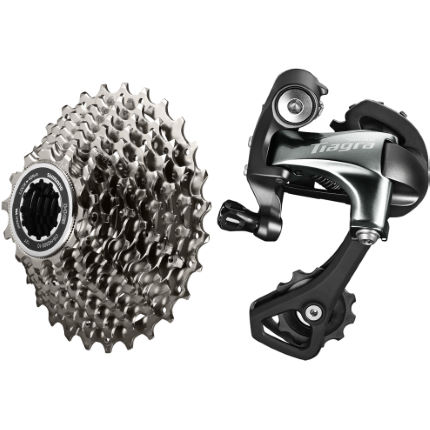 Shimano Tiagra 4700 Wide Range Upgrade Kit
