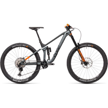 Cube Stereo 170 TM 29 Suspension Bike (2021)