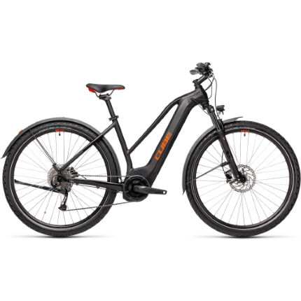 Cube Nature Hybrid One 500 Allroad Trapeze E-Bike (2021