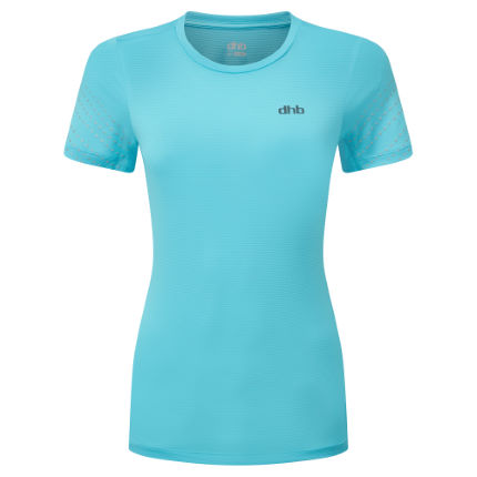 dhb Aeron FLT Womens  Short Sleeve Run Top