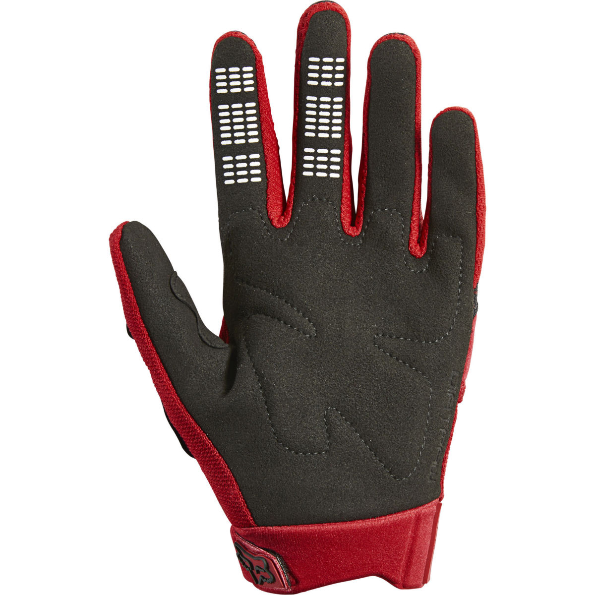 Fox Racing Youth Dirtpaw Race Cycling Gloves - Y-l Flame Red  Gloves