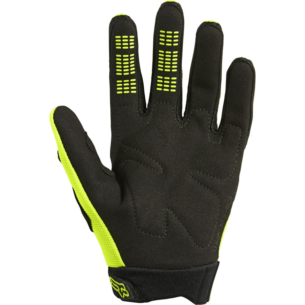Fox Racing Youth Dirtpaw Race Cycling Gloves - Y-m Fluo Yellow