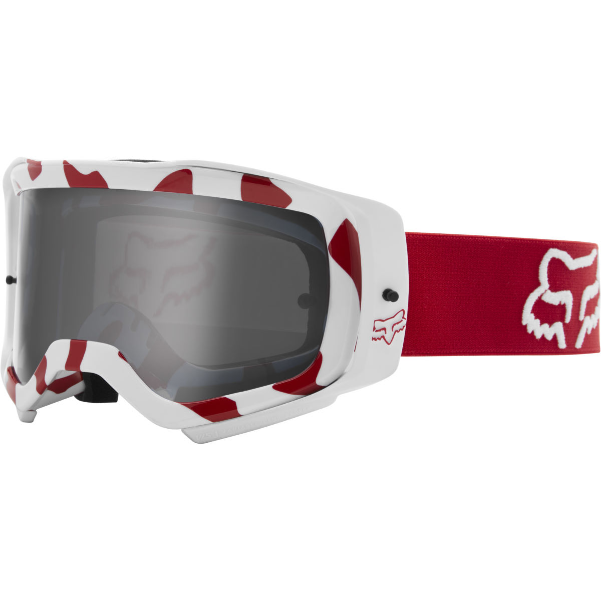 Fox Racing Airspace Stray Mtb Goggles - Os Flame Red  Cycling Goggles