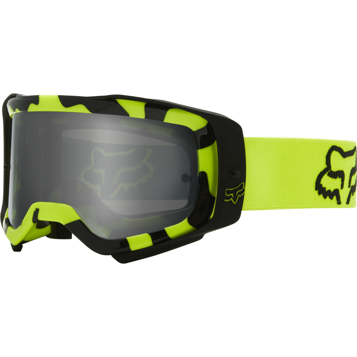 Fox Racing Airspace Stray Mtb Goggles - Os Fluo Yellow