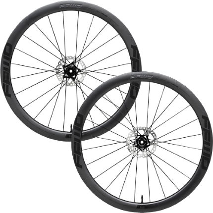 Fast Forward Raw DT180 Carbon Disc Road Wheelset Shimano