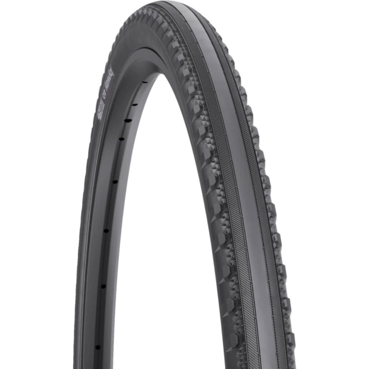 Wtb Byway Tcs Fast Tyre (sg2) - 700c 40mm Black  Tyres