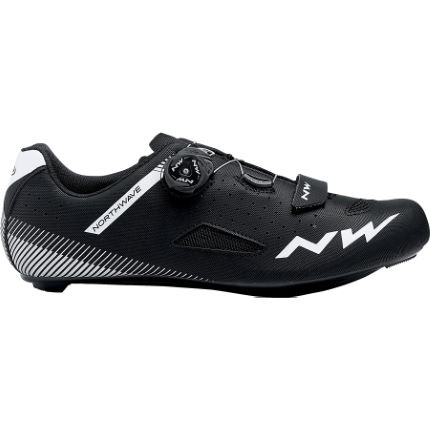 Northwave Origin Plus 2 Wide MTB Shoes Black/Silver EU 44