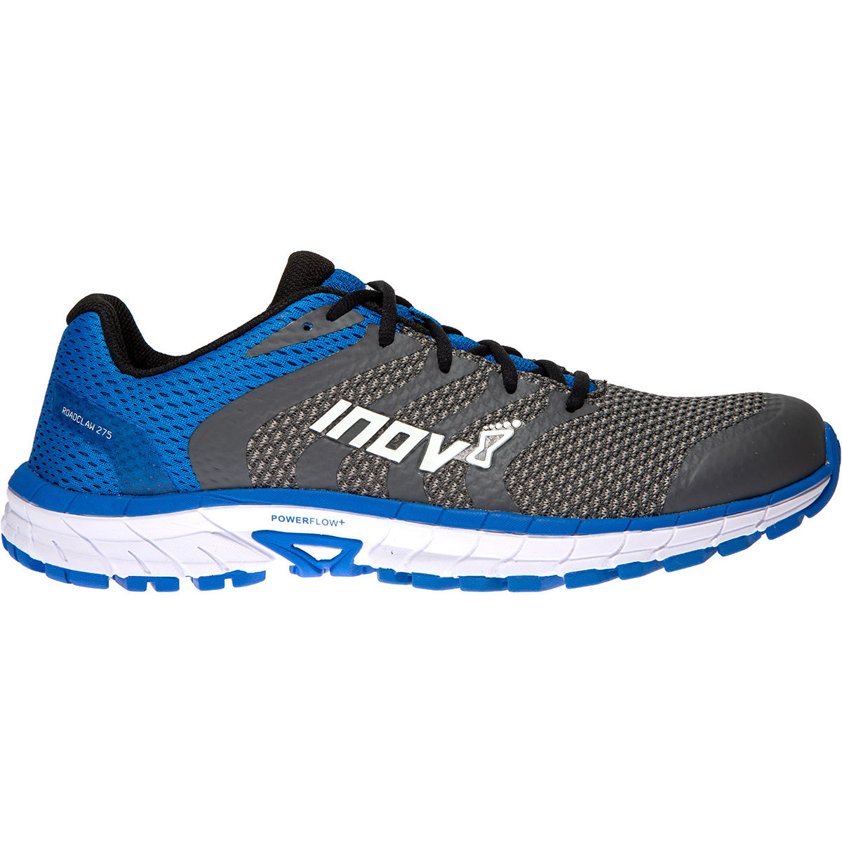 Inov-8 Roadclaw 275 Knit Running Shoes - Uk 11.5 Grey/blue