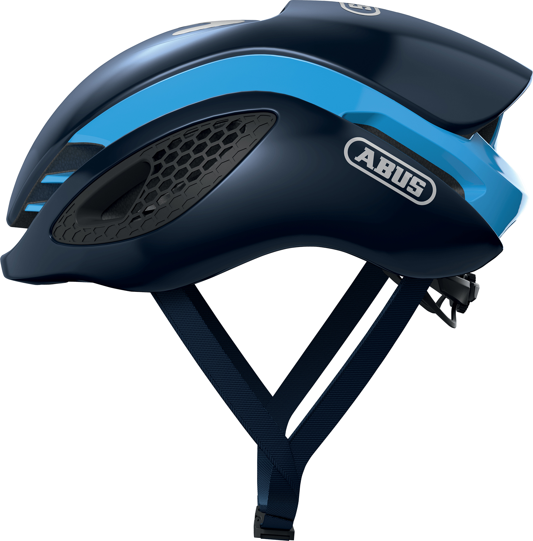 Abus Gamechanger Road Helmet 2020 - Black, Black | bike helmet