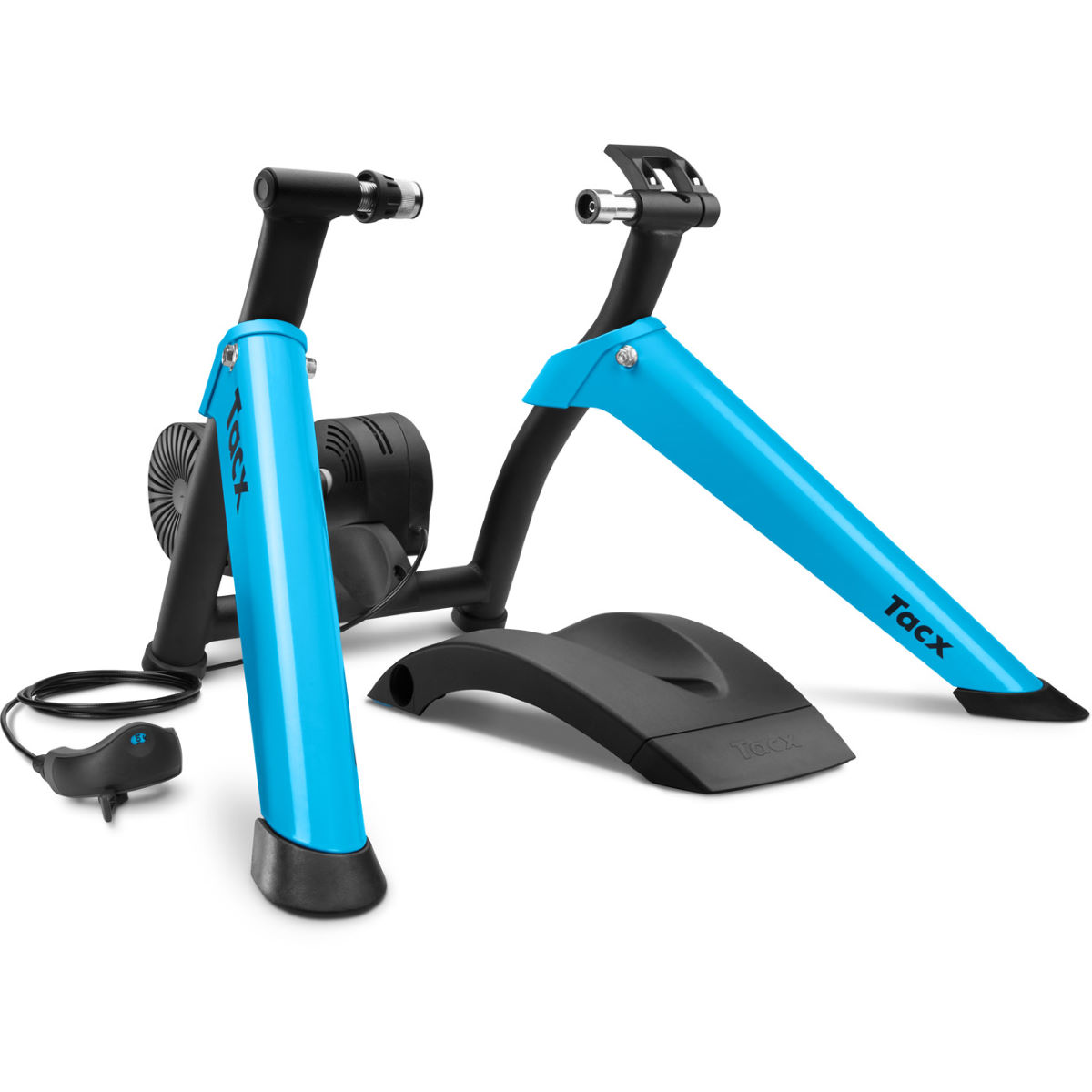 Tacx Boost Turbo Trainer - One Size Blue /Black | Turbo Trainers