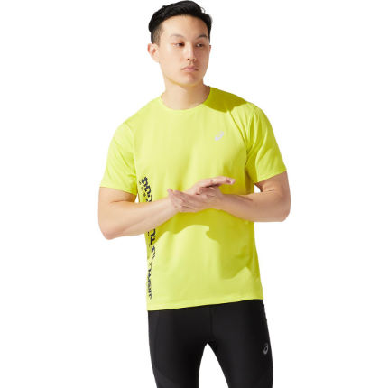 Asics SMSB Run Short Sleeve Top