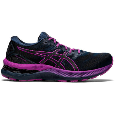 Asics Womens GEL-NIMBUS 23 LITE-SHOW Running Shoes - Zapatillas de running