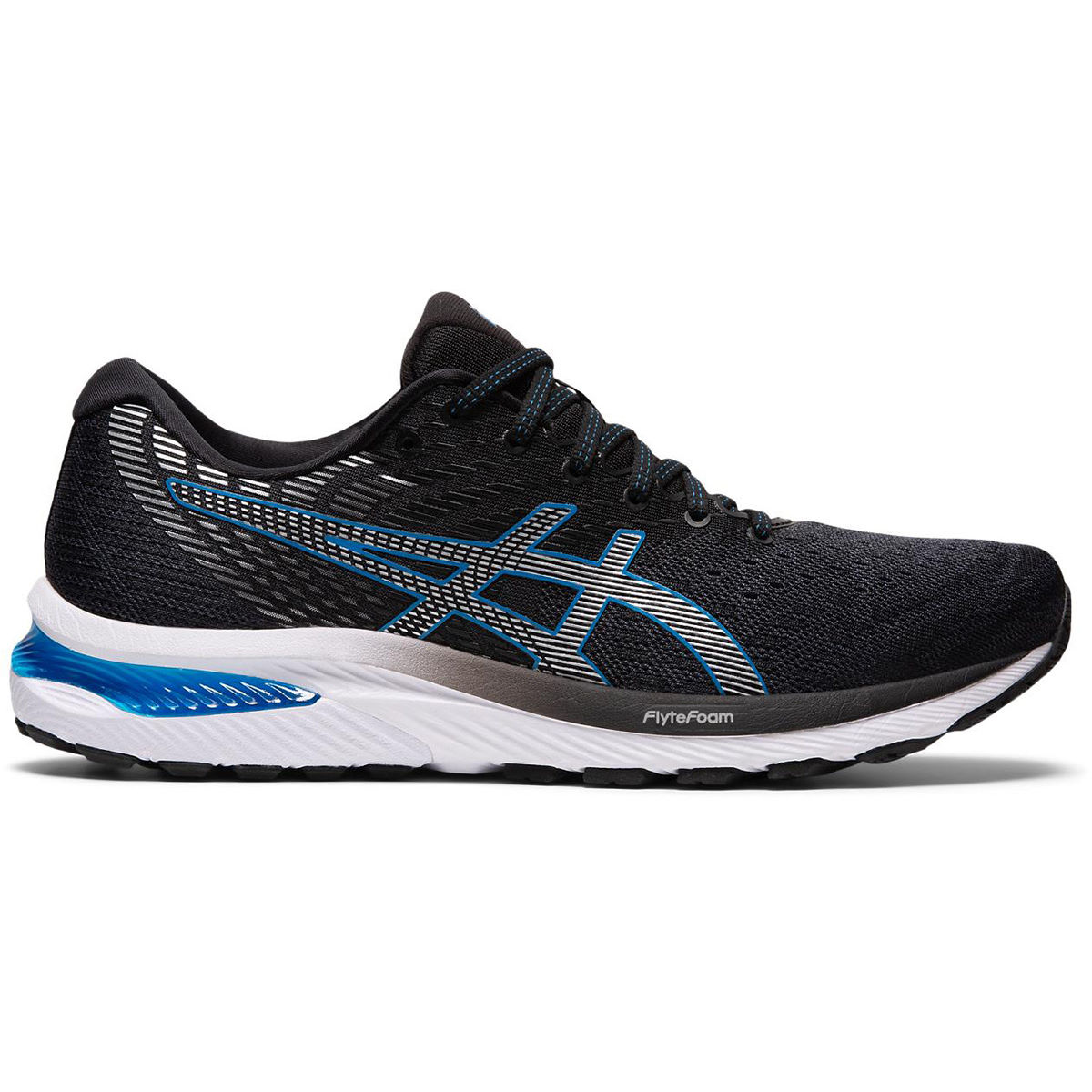 Asics Gel-cumulus 22 Running Shoes - Uk 7 Carrier Grey/pure Si