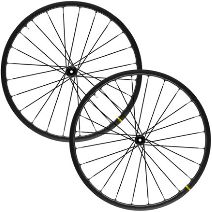 Mavic Ksyrium SL Disc Road Wheelset