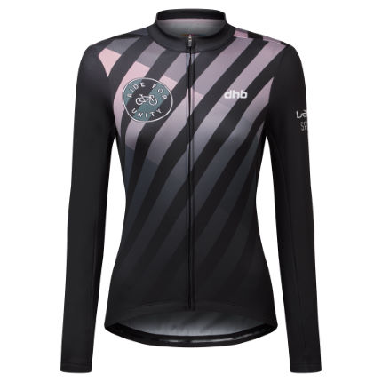 dhb Ride for Unity Womens Long Sleeve Jersey