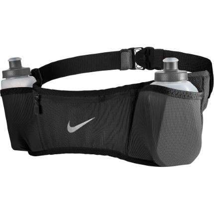 Nike Double Pocket Flask Belt 3.0 20oz