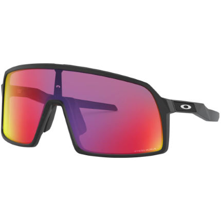 Oakley Sutro S Matte Black PRIZM Road Sunglasses