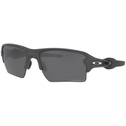 Oakley Flak 2.0 XL Steel PRIZM Black Sunglasses