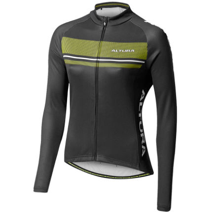 Altura Women's Strada Long Sleeve Cycling Jersey