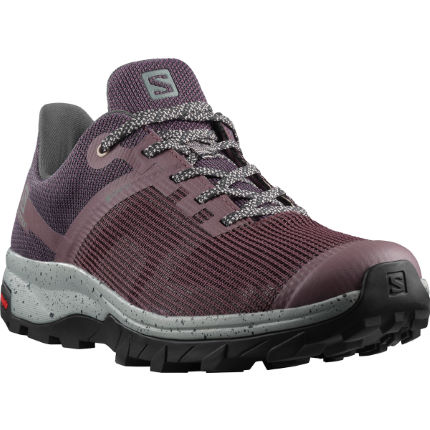Salomon Women's OUTline Prism Gore-Tex Hiking Shoes - AU