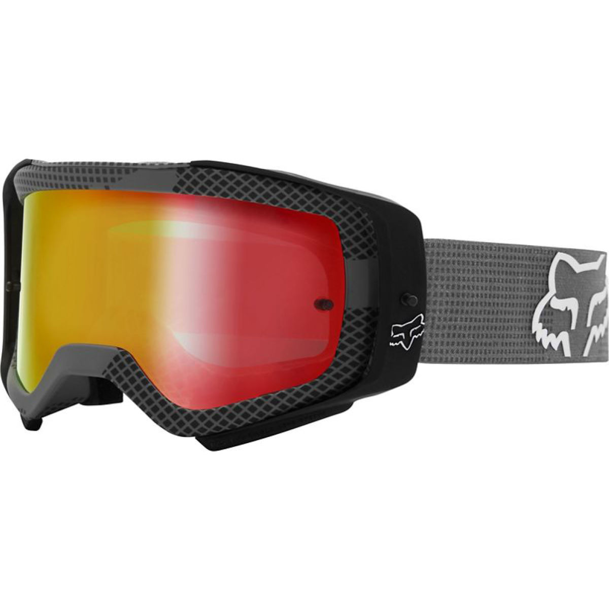 Fox Racing Airspace Speyer Cycling Goggle - Os Black  Cycling Goggles