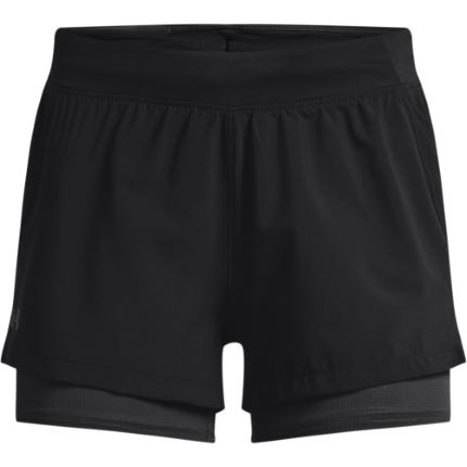Under Armour Women's IsoChill 2in1 Running Shorts