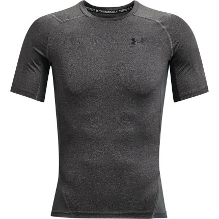 Under Armour HeatGear Armour Shorts Sleeve Compression Top