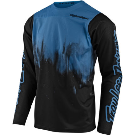 Troy Lee Designs Skyline Long Sleeve MTB Cycling Jersey Diffuze