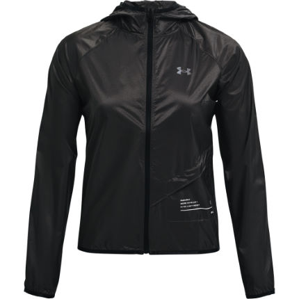 Under Armour Women's Qualifier Packable Running Jacket