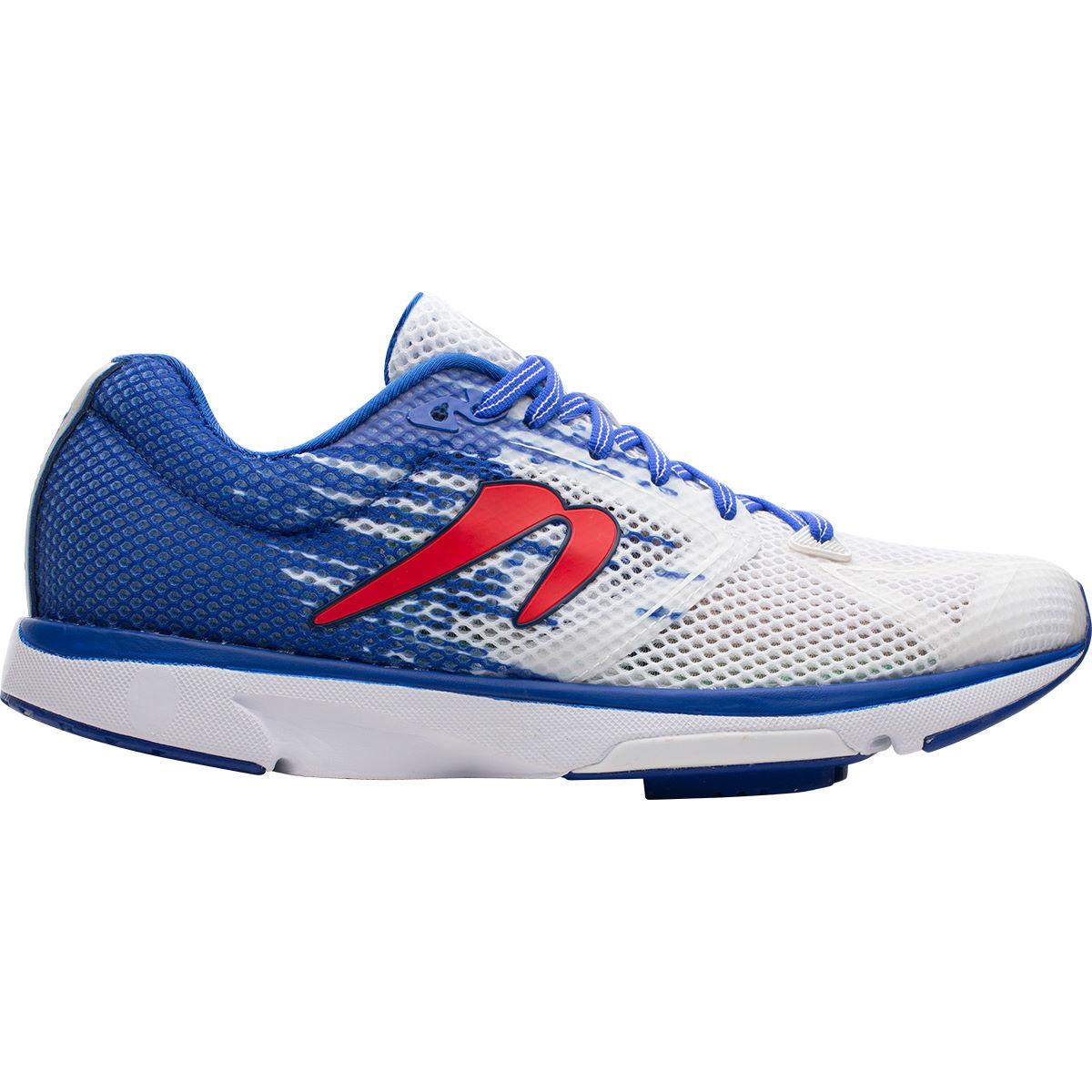 Newton Running Shoes Distance 10 Running Shoes - Uk 12 Blue/white